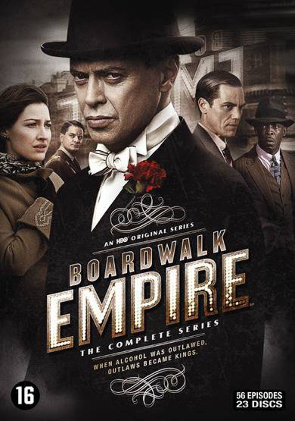 Boardwalk empire - Complete serie (DVD)