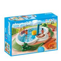 Playmobil Family Fun zwembad 9422