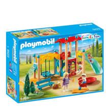 Family Fun grote speeltuin 9423