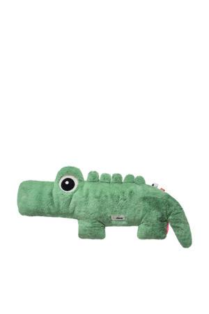 Croco groen knuffel 44 cm