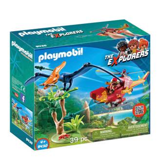 Dinos helikopter met Pteranodon 9430