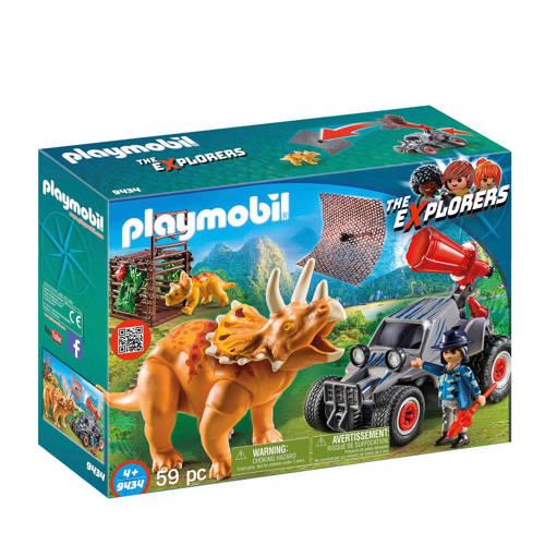 Playmobil Dinos 9434 Jongen set speelgoedfiguren kinderen