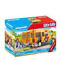 Playmobil City Life  schoolbus
