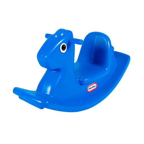 Hobbelpaard Little Tikes Blauw