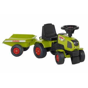 tractor met aanhanger Claas Axos 310