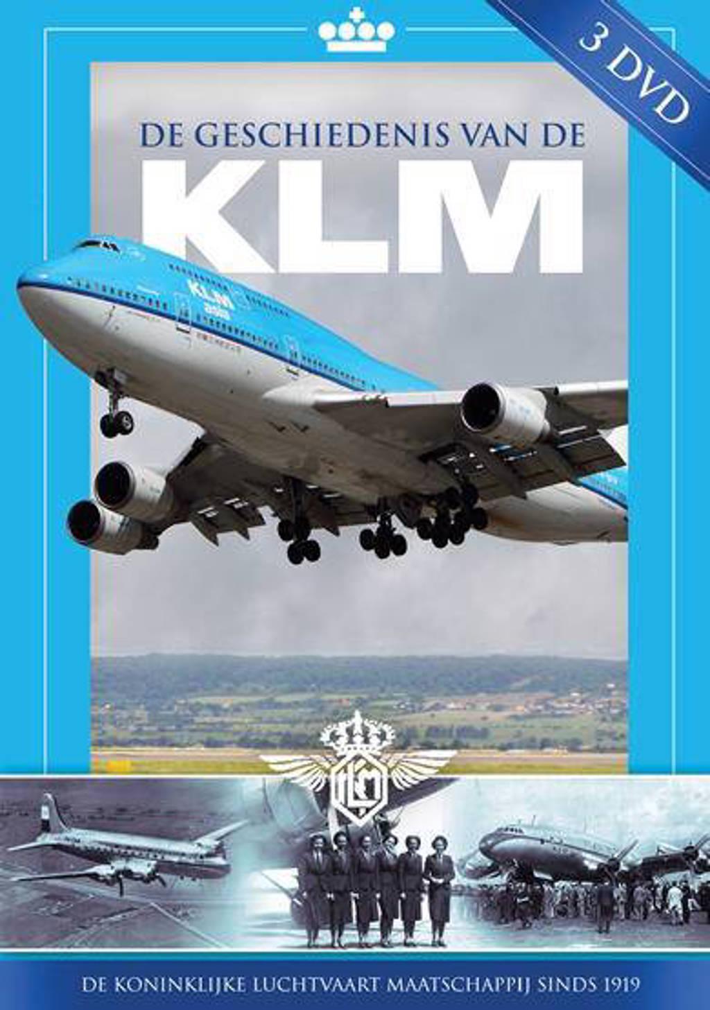 Geschiedenis van de KLM (DVD)