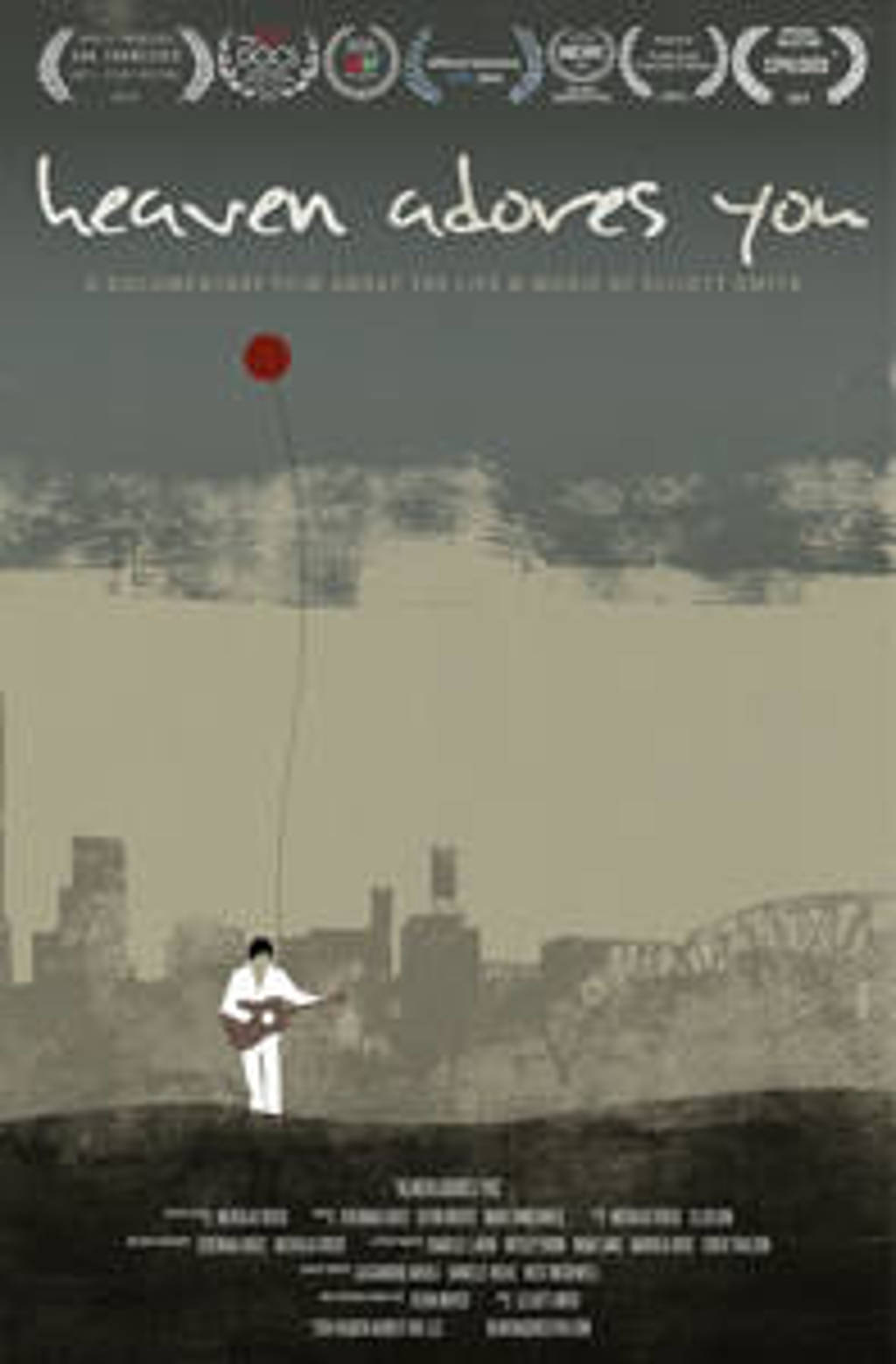 Elliott Smith - Heaven Adores You (Blu-ray)