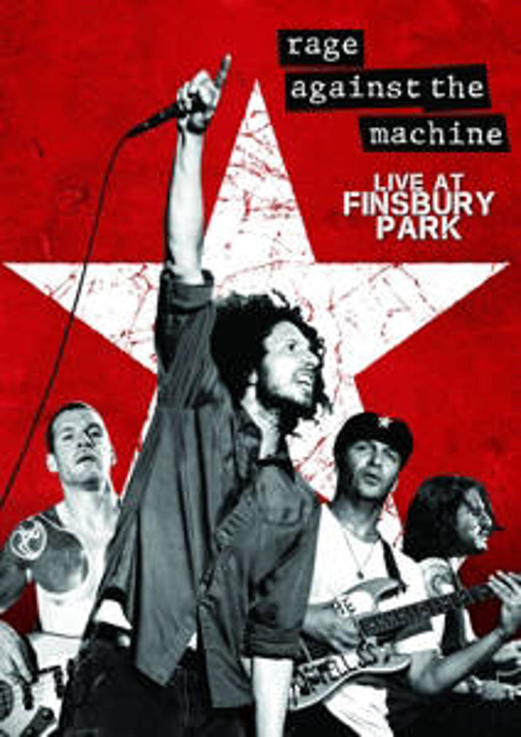 Rage Against The Machine - Live At Finsbury Park (DVD)