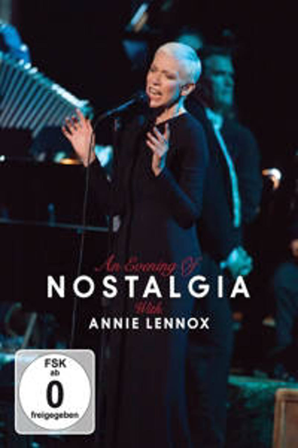 Annie Lennox - An Evening Of Nostalgia With Annie (DVD)