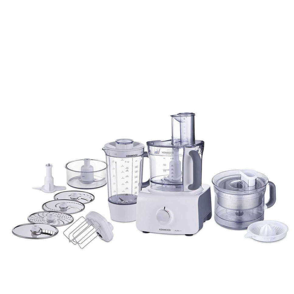 Kenwood FDP623WH foodprocessor, Wit