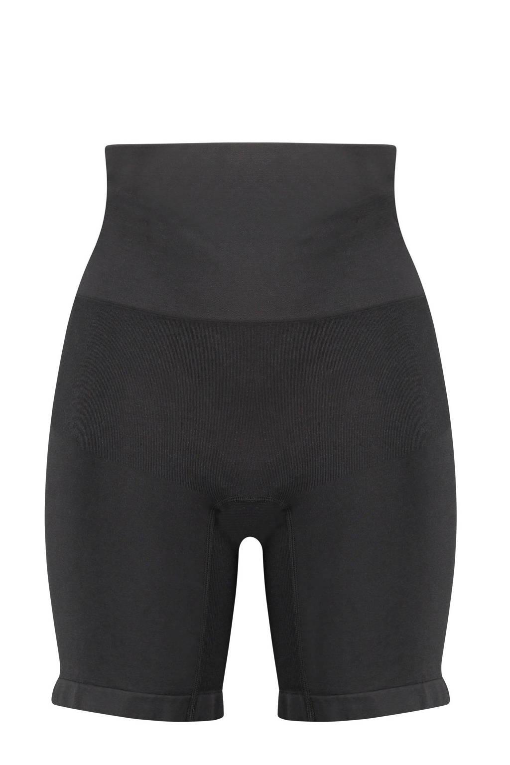 Hunkemöller corrigerende short zwart, Zwart