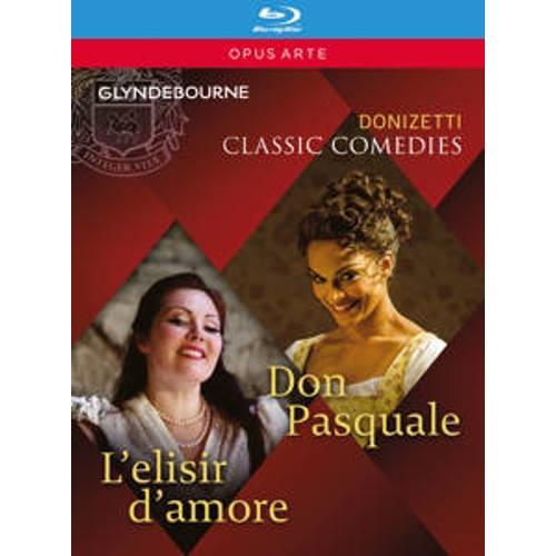 Glyndebourne Festival Opera - Classic Comedies (Blu-ray) kopen