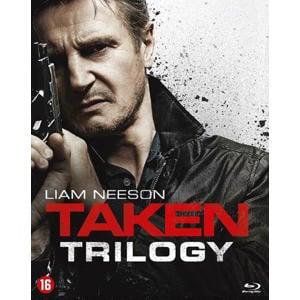 Taken 1 - 3 (Blu-ray)