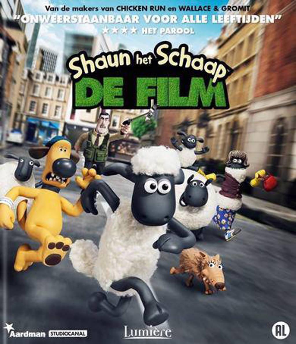 Shaun het schaap - De film (Blu-ray)