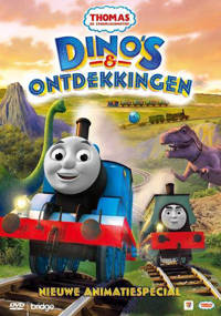 Thomas De Stoomlocomotief - Dino's & Ontdekkingen (DVD)