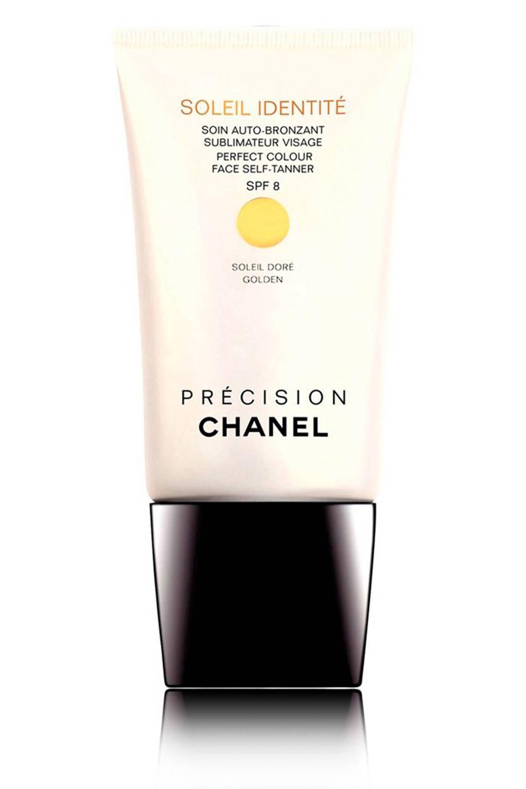 Chanel Soleil Identité Visage Golden