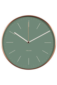 Klokken wandklok (Ø27,5 cm)