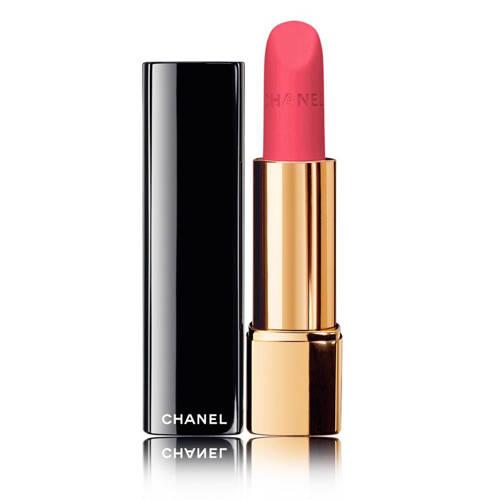 Chanel Rouge Allure Velvet lippenstift 34 La Raffinée
