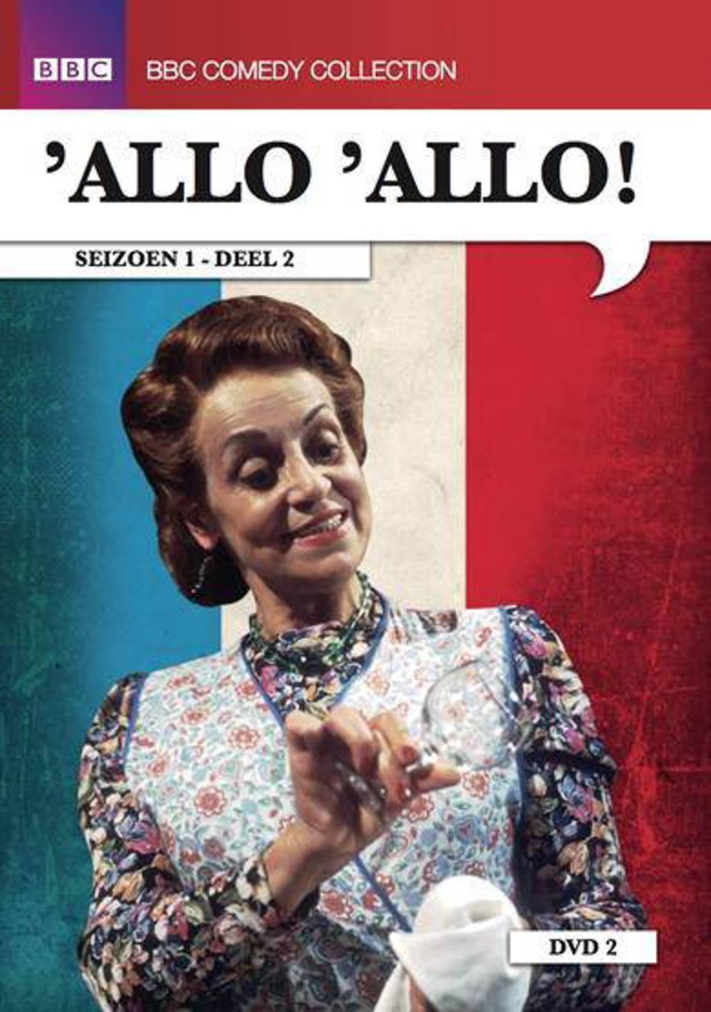 Allo allo - Seizoen 1 deel 2 (DVD)