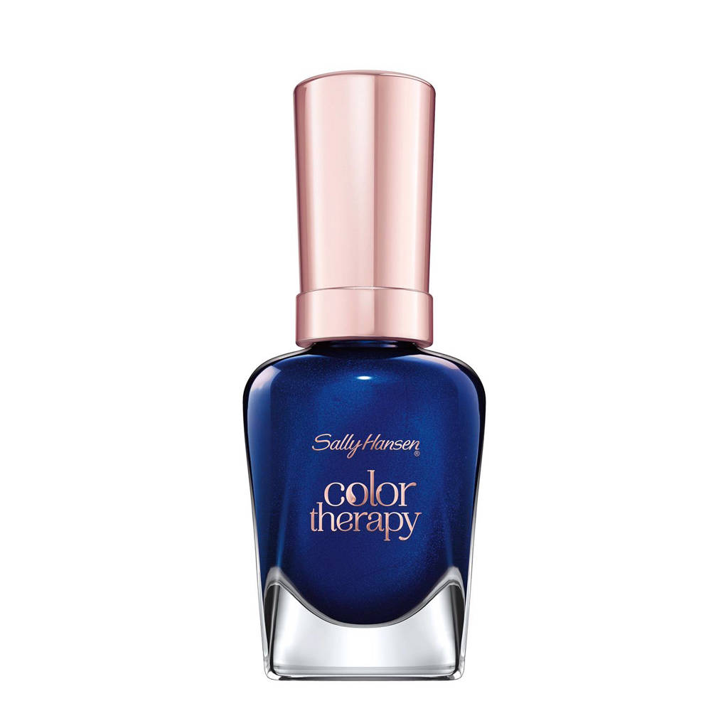 Sally Hansen Color Therapy - 430 Smoothing Sapphire, 430 Soothing Sapphire