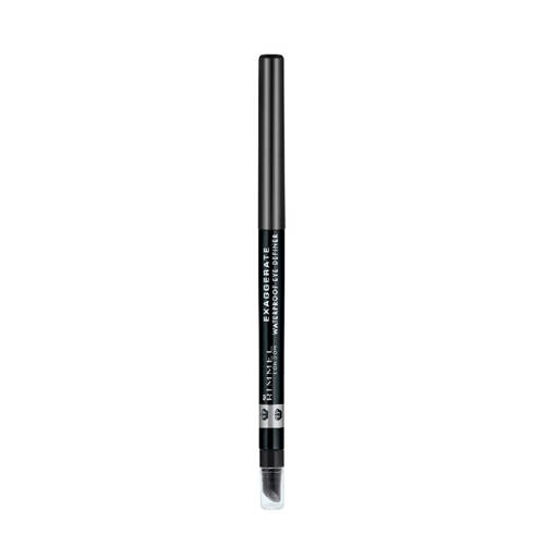 Rimmel London Exaggerate Full Colour eyeliner - 262 Blackest Black
