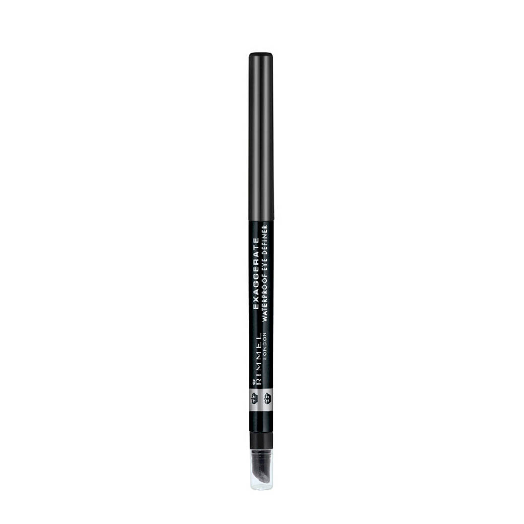 Rimmel London Exaggerate Full Colour Eye Definer 262 Blackest Black Oogpotlood