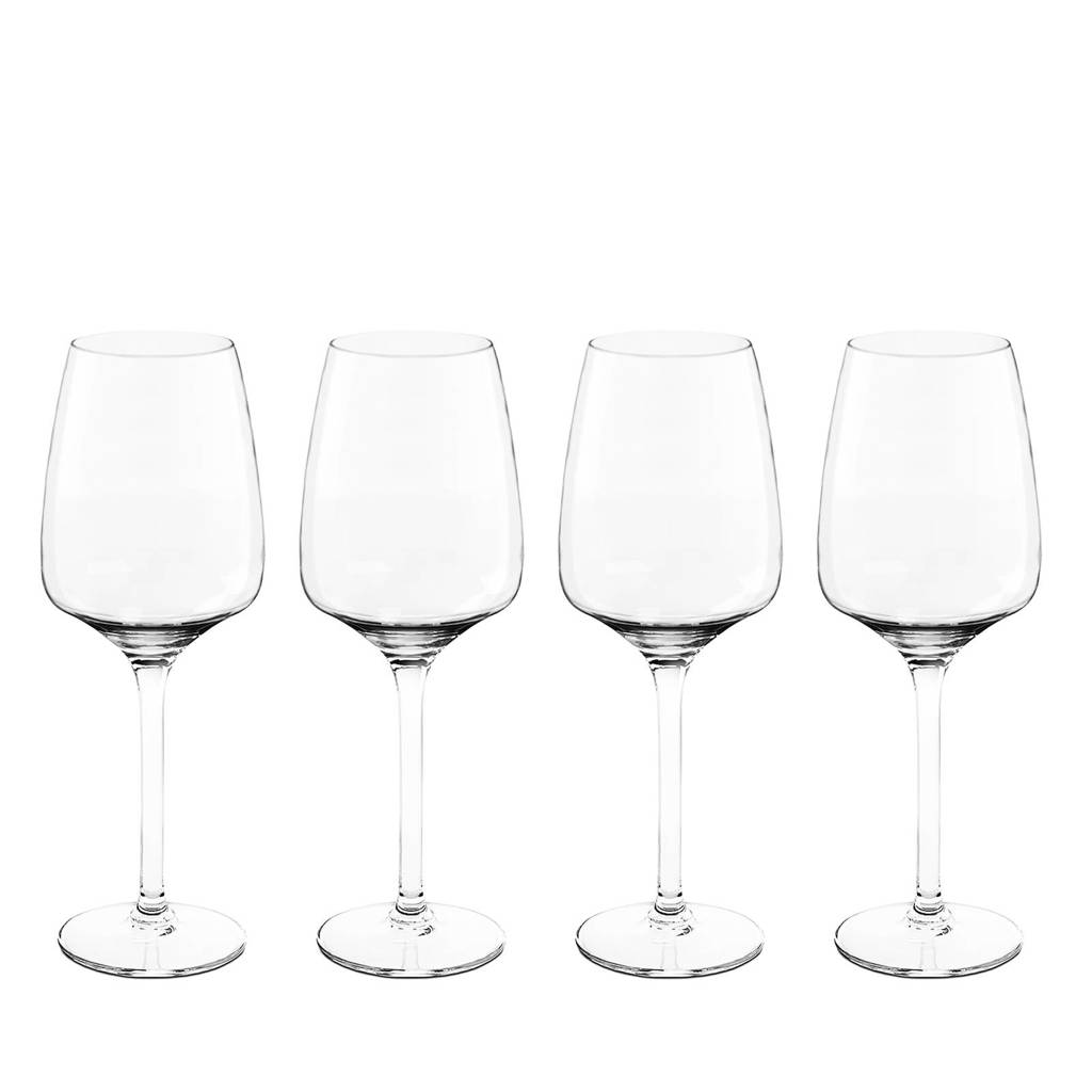 Royal Leerdam Finesse Experts' Collection witte wijnglas (set van 4), Transparant