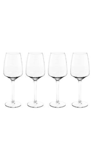 Experts' Collection witte wijnglas (set van 4)