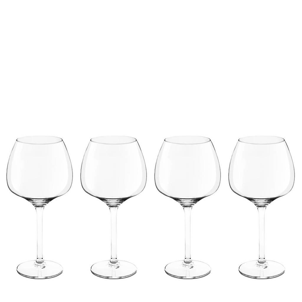 Royal Leerdam Finesse Experts' Collection witte wijnglas (set van 4), Transparant