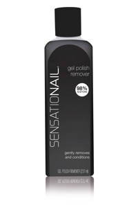 Sensationail Gel polish remover