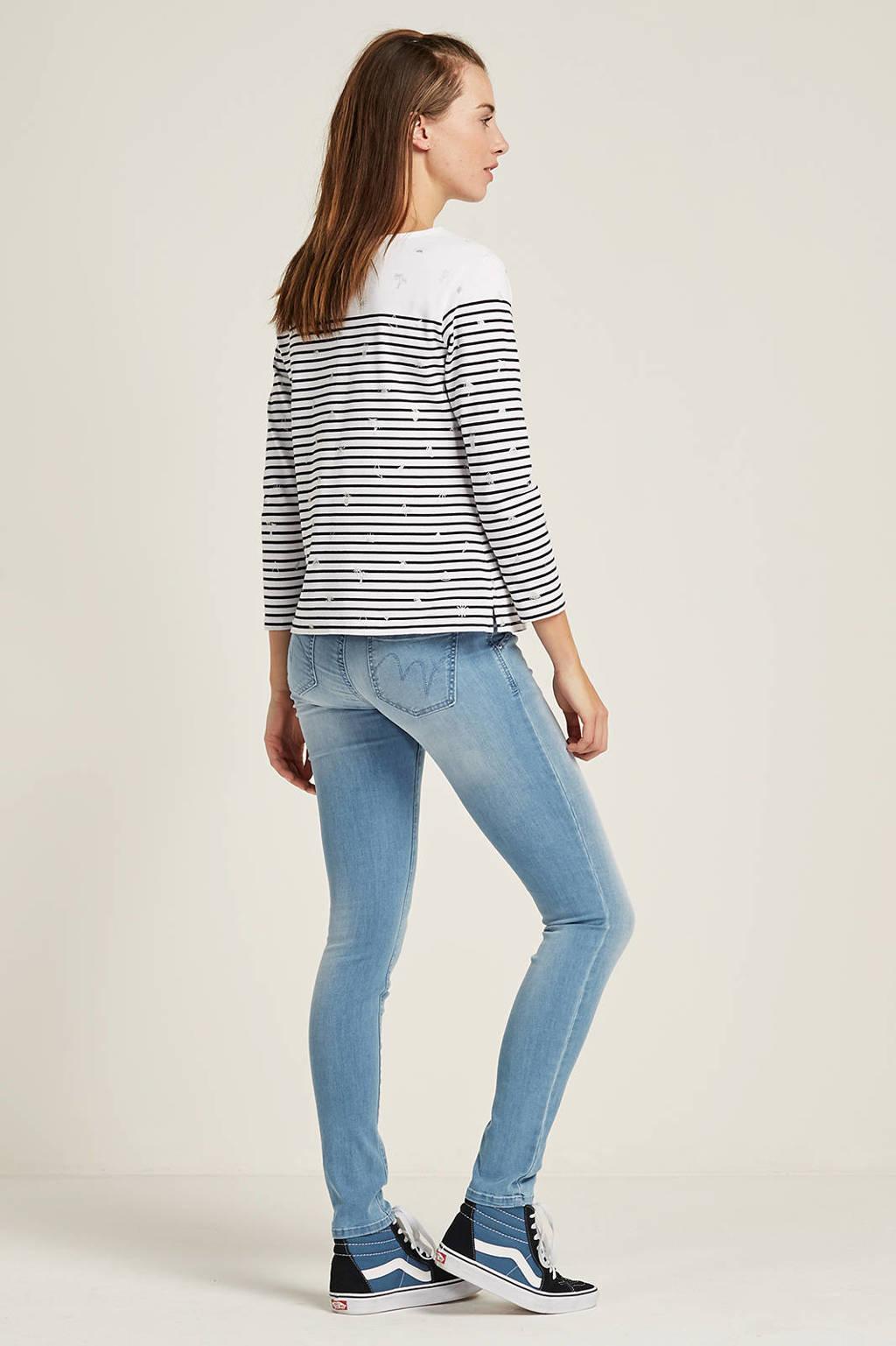 978b5951379 MET Jeans X-H-K-FIT/O D1205 E47 medium waist skinny fit jeans | wehkamp
