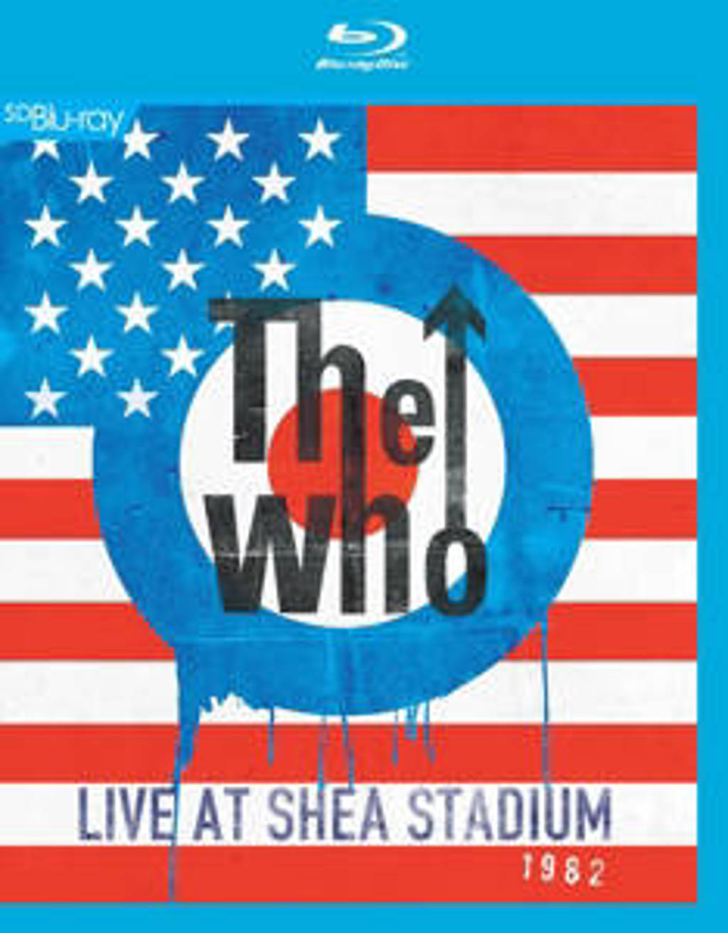 The Who - Live At The Shea Stadium 1982 (Blu-ray)