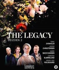 Legacy - Seizoen 2 (Blu-ray)