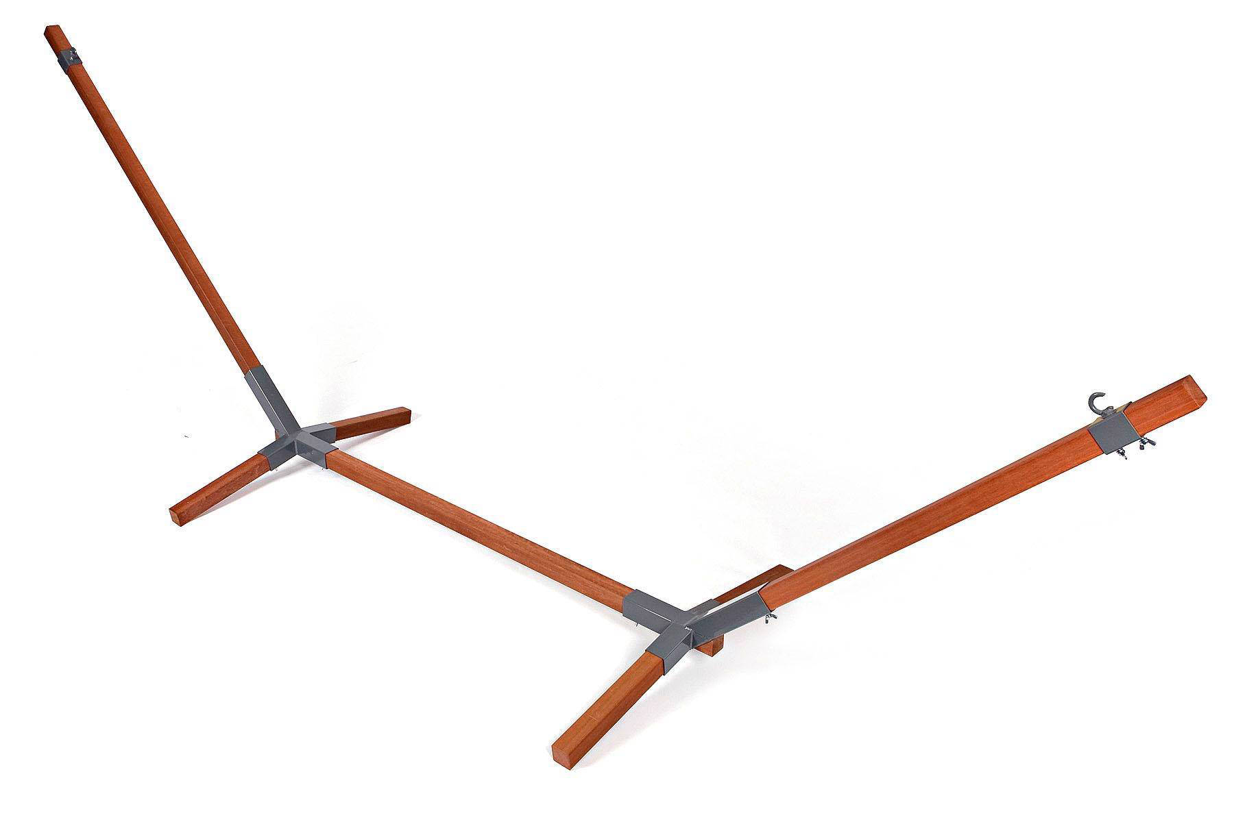 bo garden hangmat standaard (250 325 cm) wehkampbo garden hangmat standaard (250 325 cm), hout