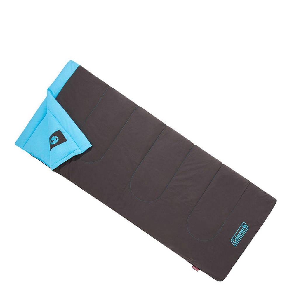Coleman Heaton slaapzak Heaton Peak Comfort, Grey / Blue
