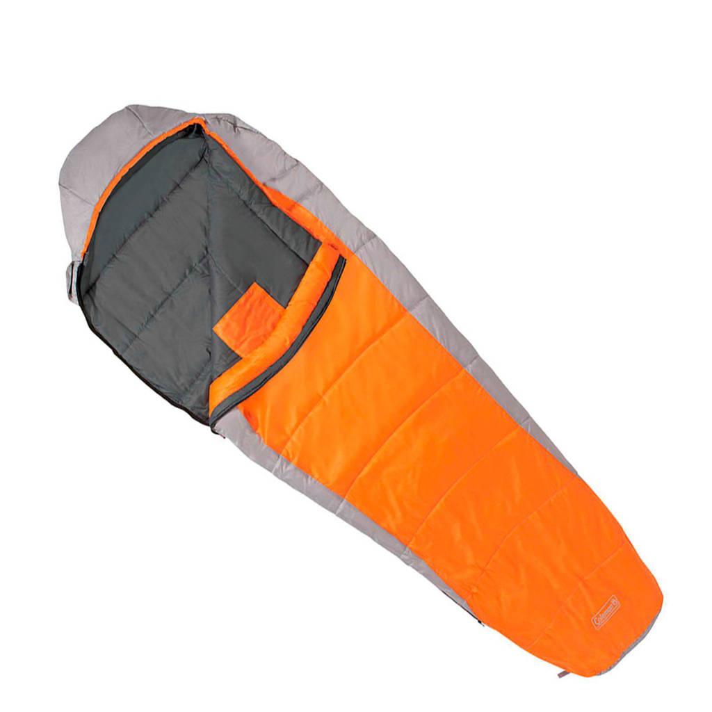 Coleman  150 Silverton mummy slaapzak, Orange / Grey