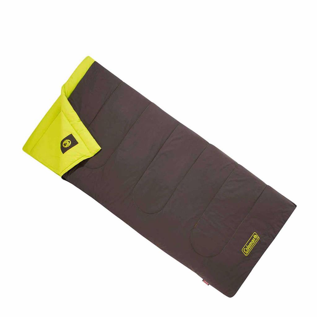 Coleman Heaton slaapzak Heaton Peak Comfort, Grey / Yellow