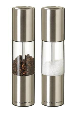 Oslo peper- en zoutstel
