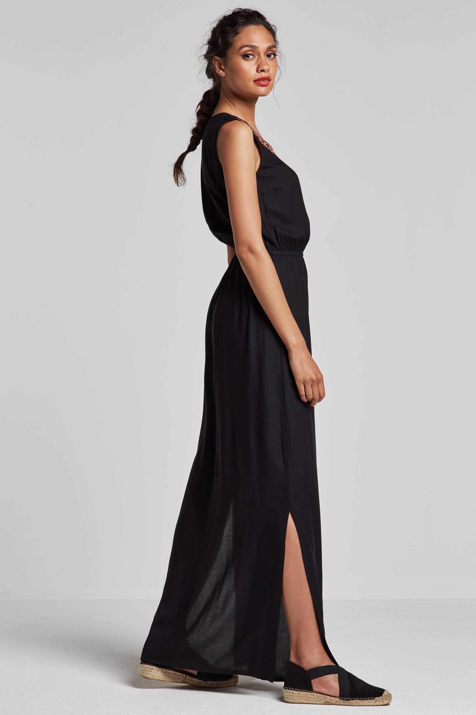 9506c78221dfc5 whkmp s beachwave maxi jurk met kraaltjes