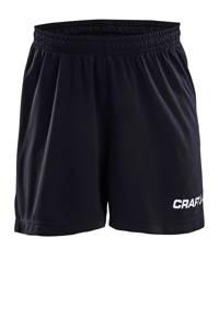 Craft Junior  sportshort, Zwart