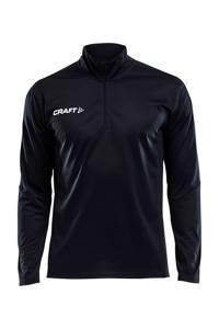 Craft Senior  sport T-shirt, Zwart, Heren