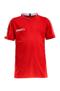 Craft Junior  sport T-shirt, Rood