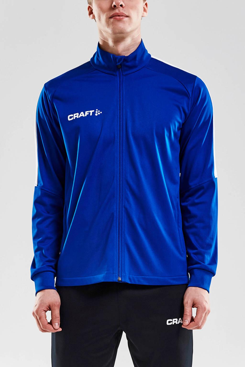 Craft Senior  sportvest, Blauw