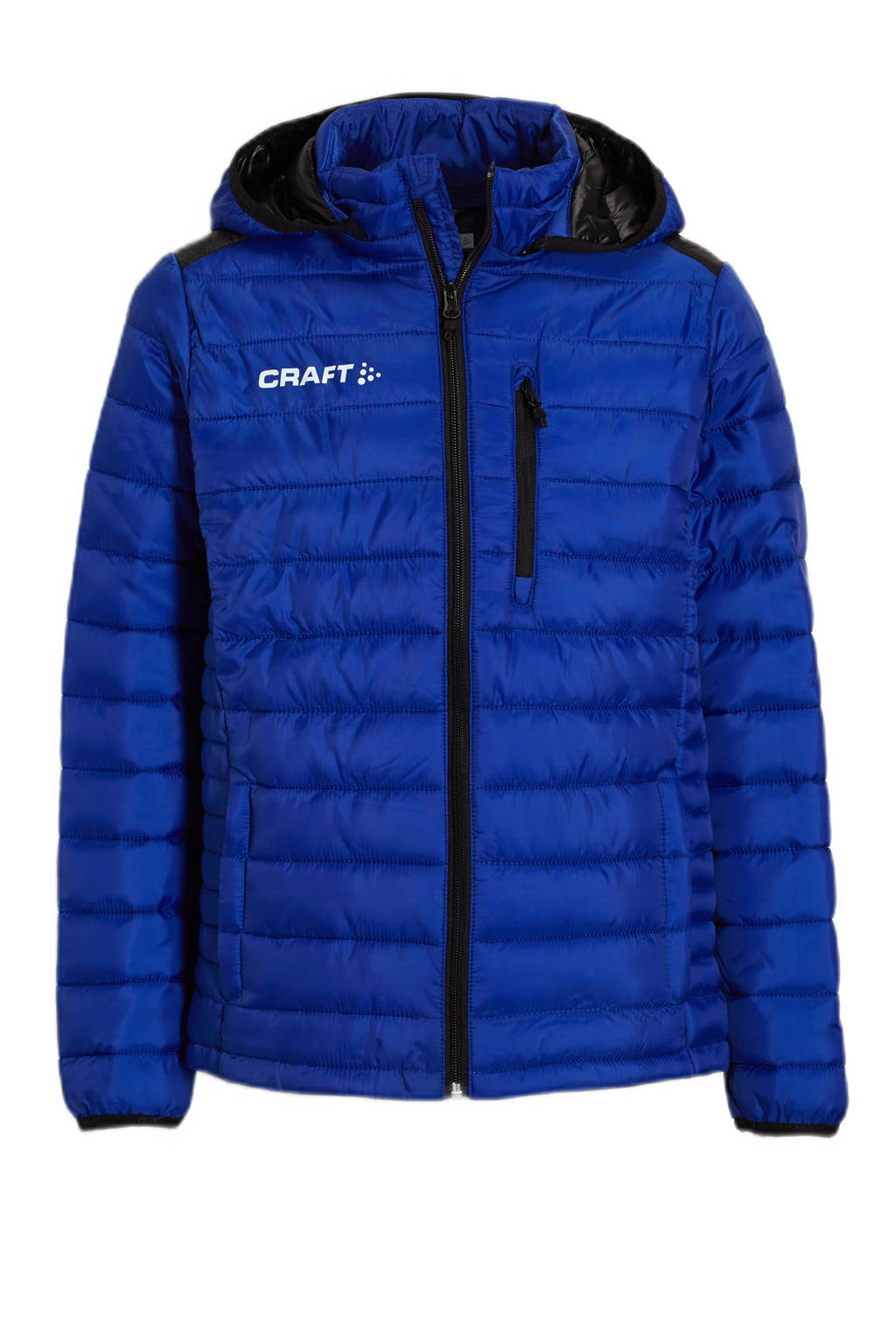Craft Junior  sportjack, Blauw