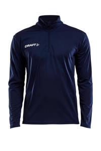 Craft Senior  sport T-shirt, Donkerblauw, Heren