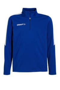 Craft   sportsweater, Blauw, Jongens/meisjes