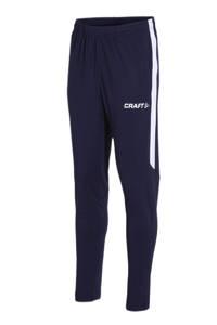 Craft Junior  sportbroek, Donkerblauw