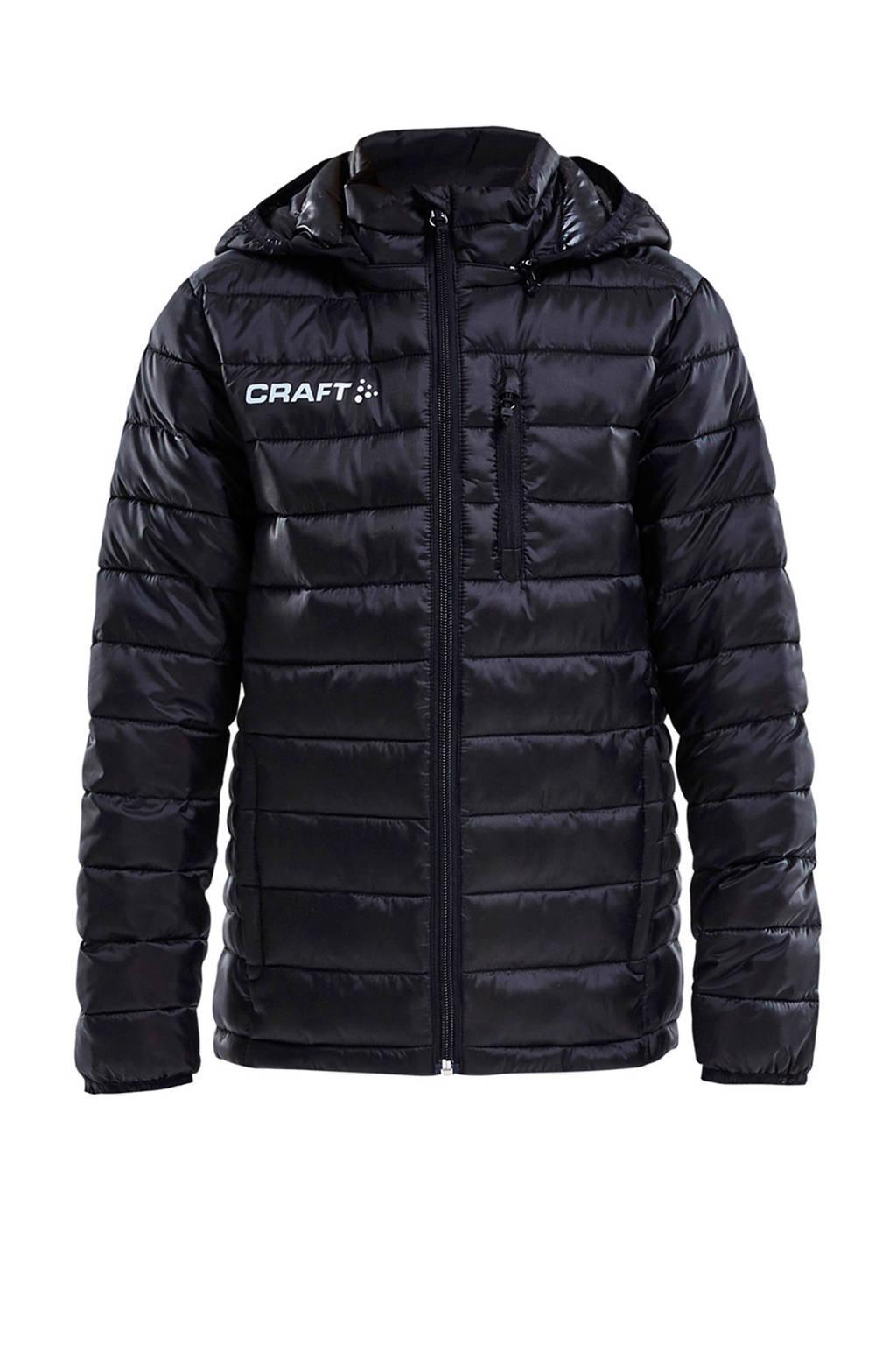 Craft Junior  sportjack, Zwart