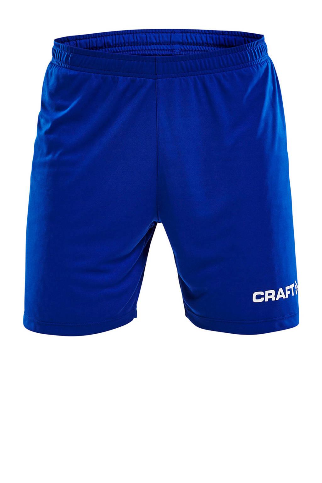 Craft Senior  sportshort, Blauw