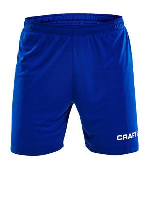 Senior  sportshort blauw